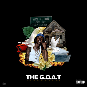 The G.O.A.T. (Greatest Of Agg Town) Biig Lee front cover