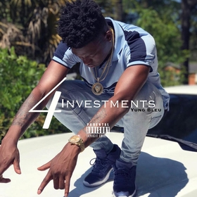 Investments 4 Yung Bleu front cover