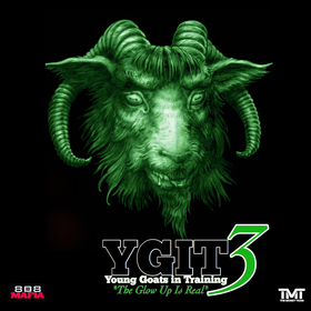 YGIT3 Fameus of 808 Mafia front cover