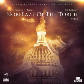 Norfeazt Of The Torch 2 World Famous DJ Torch front cover