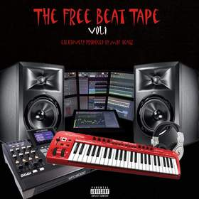 Tha Free Beat Tape Mbf Beatz front cover