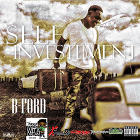 B. Ford - Self Investment TyyBoomin front cover