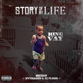 Story Of My Life King Vay front cover