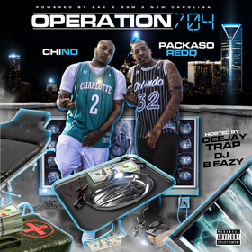 Packaso Redd x Chino: Operation 704 Packaso Redd front cover