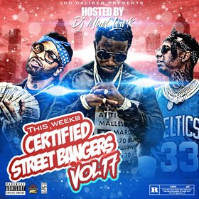 This Week's Certified Street Bangers Vol.17 DJ Mad Lurk front cover