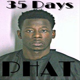 35 Days Phat front cover