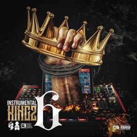 Instrumental Kingz 6 3rdy Baby front cover