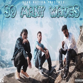So Many Waves StarNation front cover