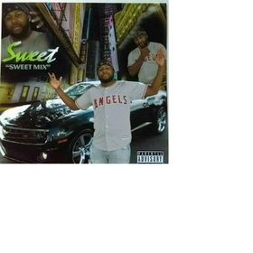 Sweet - Sweet Mix DJ Shooter front cover
