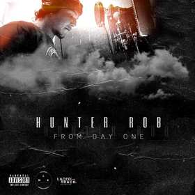 From Day One Hunter Rob front cover