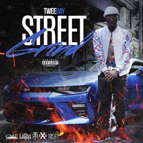 Tweeday - Street Grind TyyBoomin front cover