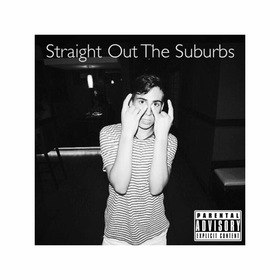 Straight Out The Suburbs Saucy Justin front cover