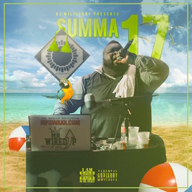 SUMMA17 DJ Milticket front cover
