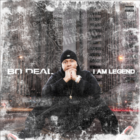 I Am Legend Bo Deal front cover