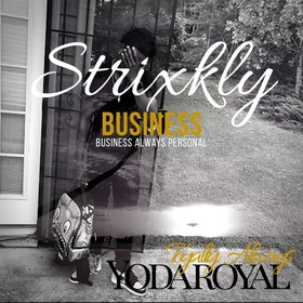 Strixkly Business 1 Yoda Royal front cover
