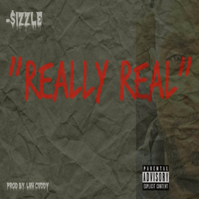 Really Real King Sizzle front cover