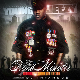 The Prime Minister Jeezy front cover