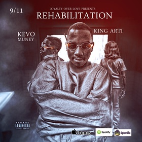 Rehabilitation Loyalty Over Love front cover