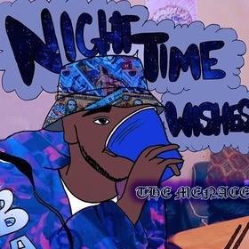 Night Time Wishes SouthSideShy front cover