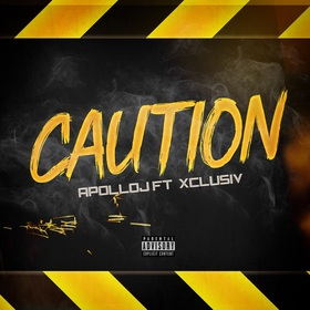 Caution ApolloJ front cover