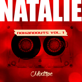 Natalie - No HandOuts Vol. 1 TyyBoomin front cover