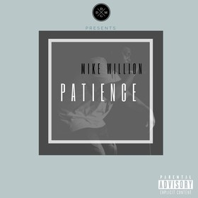 Patience Mike Willion front cover