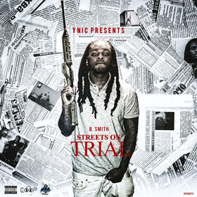 Streets On Trial B. Smith front cover