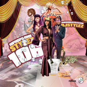 Hiphop & Rnb Stylez Vol 106 DJ Stylez front cover