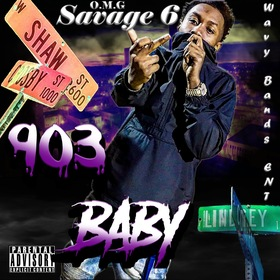 903 BABY Savage 6 front cover