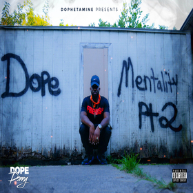 Dope Mentality Pt.2 Dope Donny front cover
