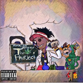 The Project Jayy The Kid front cover