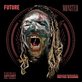 Monster Future front cover