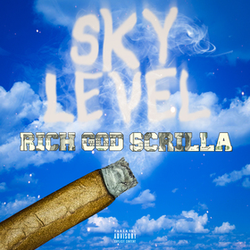 Sky Level Rich God Scrilla front cover