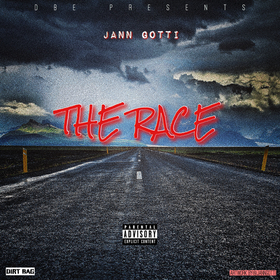 The Race Freestyle JannGotti front cover