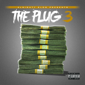The Plug 3 DJ Almighty Slow front cover