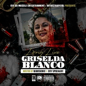 Long Live Griselda Blanco City Specialist  front cover