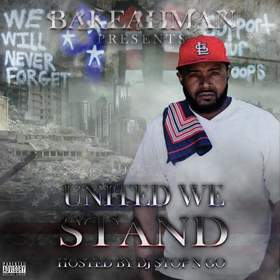 United We Stand Bakeahman front cover