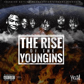 The Rise Of The Youngins YGM front cover