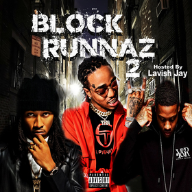 Block Runnaz Vol. 2 Lavi$h Jay front cover