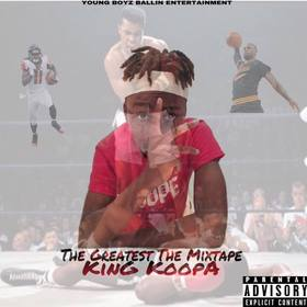 The Greatest king koopA front cover