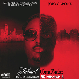 talent gangster JoJo Capone front cover