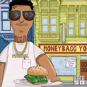 Moneybagg Yo - The Bagg Burger DJ Phase 3 front cover