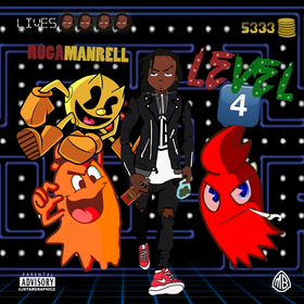 RugaMan Rell- LEVEL 4 Dj Supremex front cover