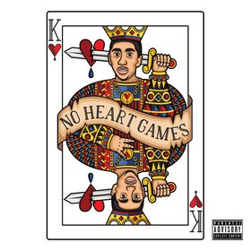 No Heart Games Authentic GTR front cover