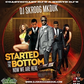 Started From The Bottom Skroog Mkduk front cover