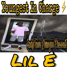 Youngest in charge Lil E front cover