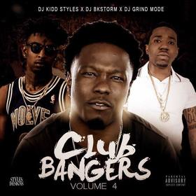 Club Bangers 4 DJ Kidd Styles front cover