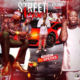 Street Noise Vol. 9 Dj Specks front cover