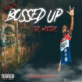 Ga Twan (Bossed Up) DJ Stop N Go front cover