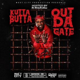 Out Da Gate Kutta Butta front cover
